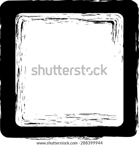 ABSTRACT GRUNGE PHOTO FRAME