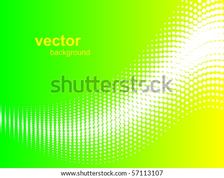Abstract halftone background. Vector eps10 illustration - stock vector