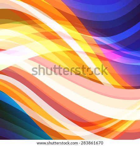 Abstract hot colors texture background-vector - stock vector