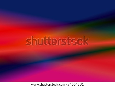 Abstract illustration in vector - stock vector