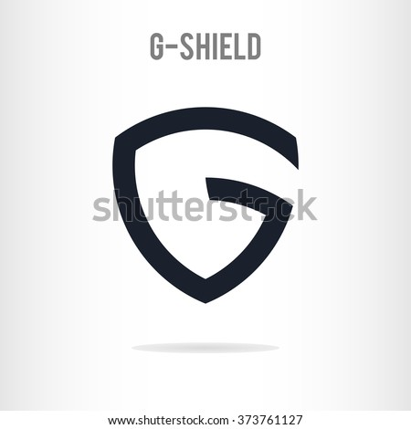 Abstract letter g logo template letter em vetor stock 373761127 abstract letter g logo template the letter g in the form of shield g reheart Choice Image
