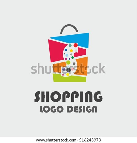 Abstract letter s colourful bubbles on stock vector for Design on line outlet