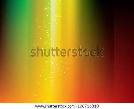 Abstract Light - stock vector