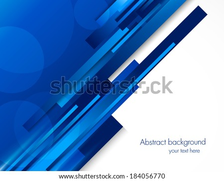 Abstract lined background - stock vector