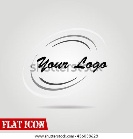 Abstract Logo Design - stock vector
