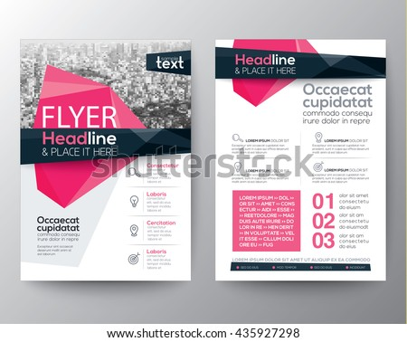 Brochure Layout Stock Images Royalty Free Images
