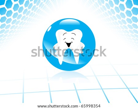 abstract medical background, vector illustration - stock vector