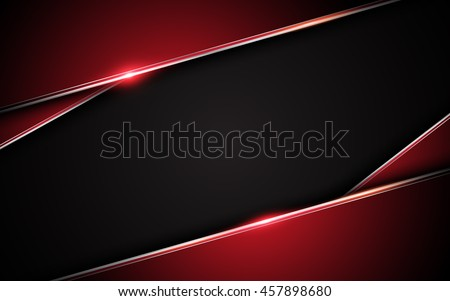 cool red background designs. abstract metallic red black frame layout design tech innovation concept background cool designs