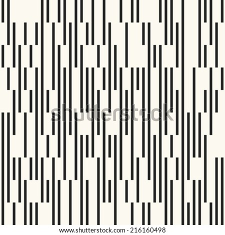 Abstract minimal shapes discrete background. Seamless pattern. Vector. - stock vector