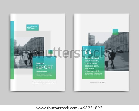 Abstract Minimalism Design Annual Report flyer Brochure leaflet, the presentation cover, magazine advertising. cover with an abstract background. vector template layout of A4 format