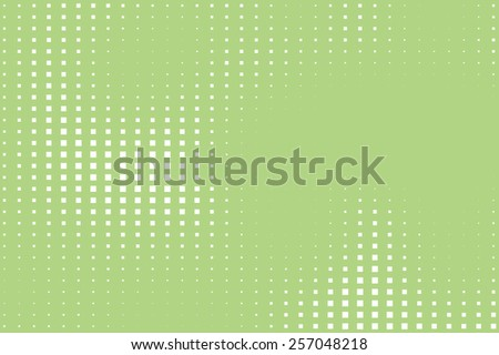 Abstract modern futuristic halftone background vector illustration. - stock vector