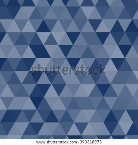 Abstract modern geometric dark blue background