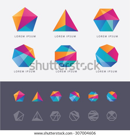 abstract geometric octagon shape - photo #4