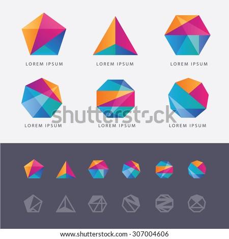 abstract geometric octagon shape - photo #4