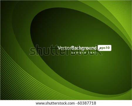 Abstract nature vector backgound - stock vector