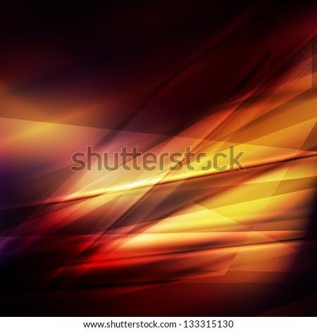 Abstract neon vector technology background concept - stock vector