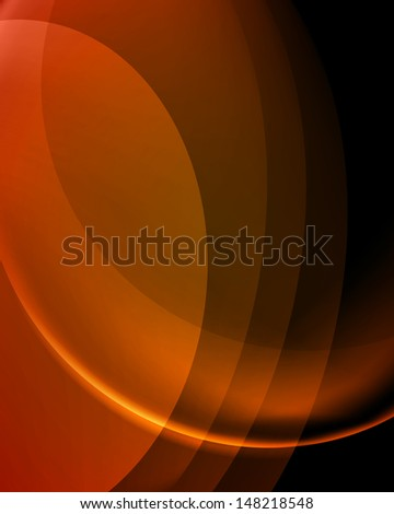 abstract orange vector background texture