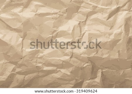 Abstract packaging paper texture. - stock vector
