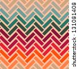 Abstract parquet background. Seamless pattern. - stock photo