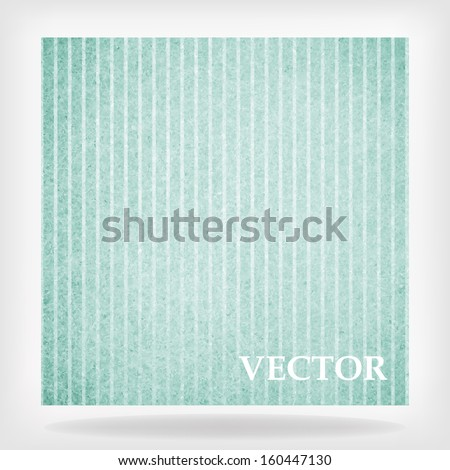 abstract pattern background vector white blue pinstripe line design element graphic art vertical line faint grunge vintage texture background elegant teal wallpaper white pastel stripe banner brochure - stock vector