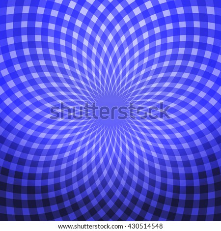Abstract pattern for design. Light blue background for greeting cards, invitations or design of the site.