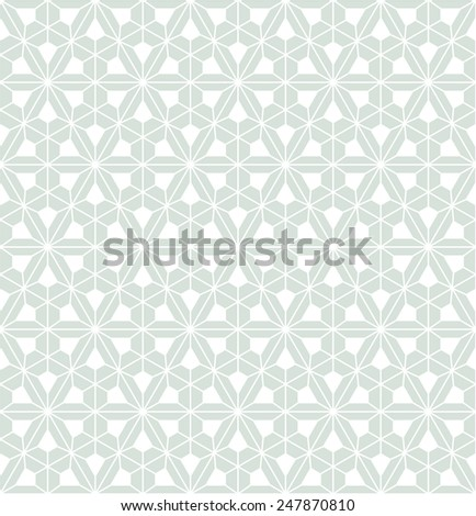 Abstract pattern in Arabian style. Seamless vector background. Bright  texture. - stock vector