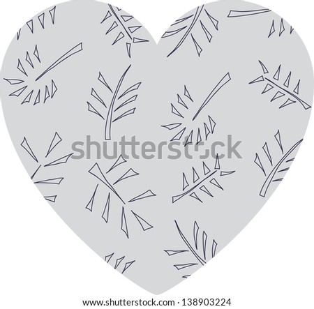 Drawing Cereals On Squared Paper Stock Vector 109081877