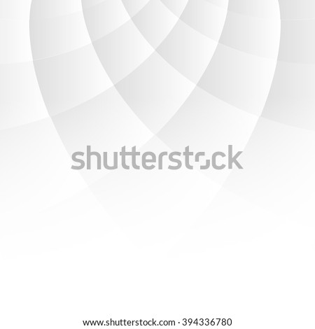 Abstract perspective background, geometric shapes backdrop. - stock vector