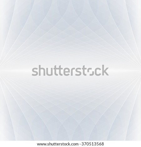 Abstract perspective lights mesh background - stock vector