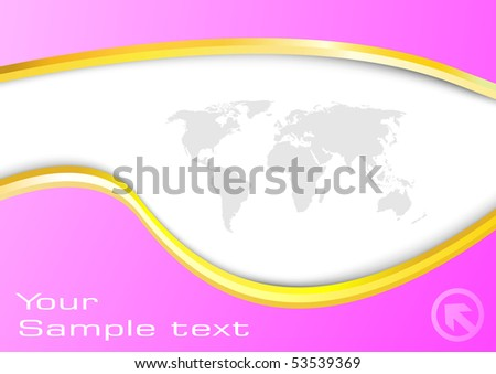 Abstract pink Background. Clip-art