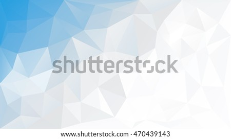 Abstract Polygon Background Digital Wallpaper For Presentation Vector