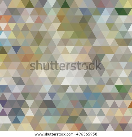 Abstract polygonal background/ triangles background