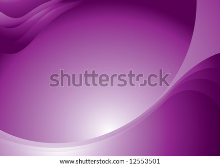 Abstract purple and pink background with copy space - stock vector
