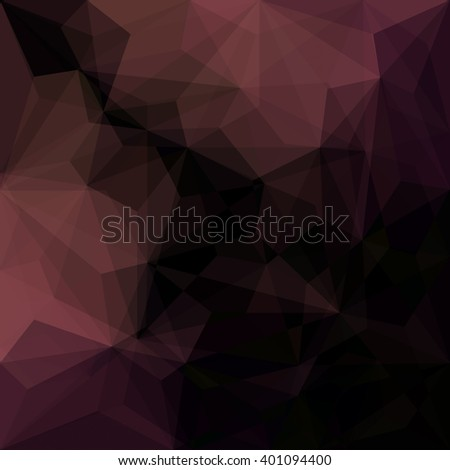 Abstract purple geometrical background - Vector - stock vector