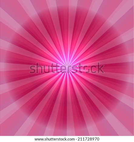 Abstract purple laser light background vector - stock vector
