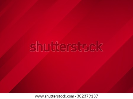 Abstract Red Background with Stripes. Vector Minimal Banner.