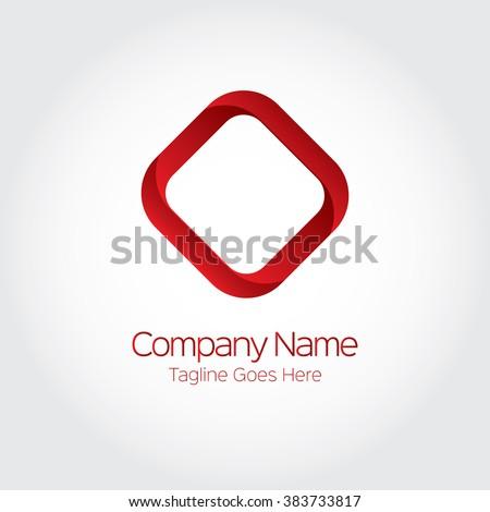 Rhombus Logo Stock Photos, Royalty-Free Images & Vectors ...
