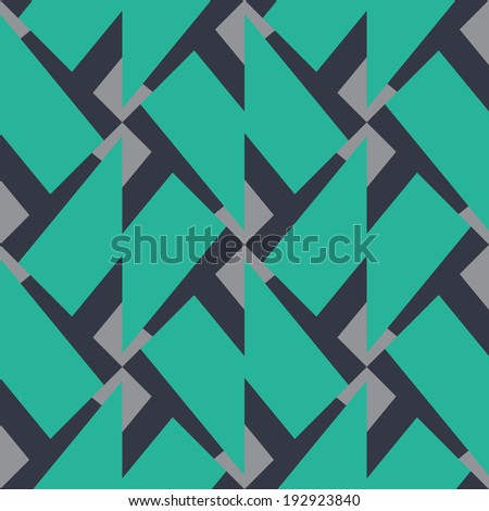 Abstract Retro Pattern. Vector illustration. - stock vector