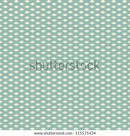 abstract retro seamless zigzag pattern - stock vector