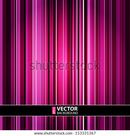 Abstract retro striped purple and violet background. RGB EPS 10 vector illustration