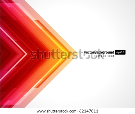 Abstract retro vector background. Eps 10 - stock vector