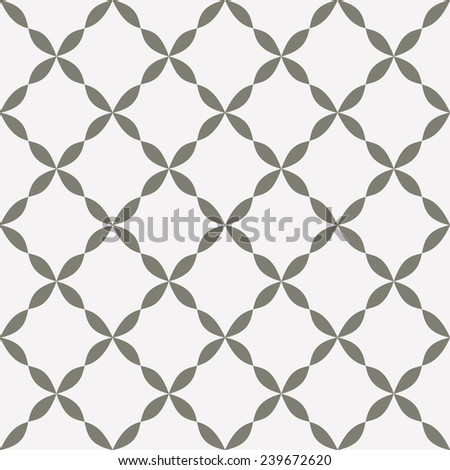 Abstract retro vintage seamless pattern in black and white. Ornamental pattern. Seamless pattern for your design wallpapers, pattern fills, web page backgrounds, surface textures. - stock vector