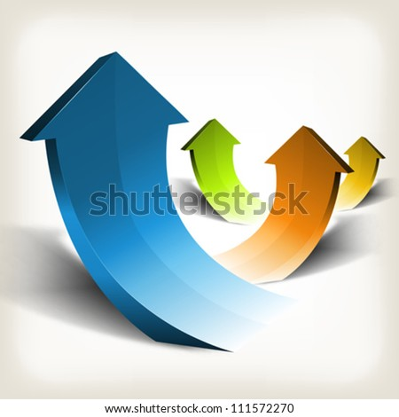 Rising Arrow Stock Images, Royalty-Free Images & Vectors ...