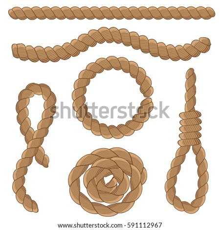 Rope Vector Stock Images, Royalty-Free Images & Vectors ...