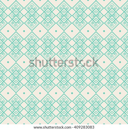 Abstract Scrapbook Paper. Vector illustration geometric pattern.