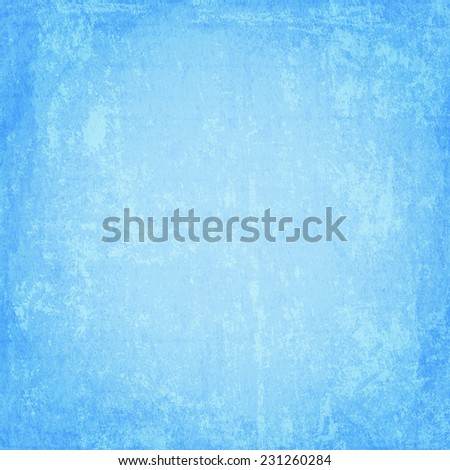 Abstract scratches on ice. Winter background template - stock vector