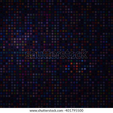 Abstract seamless chaotic pattern with geometric elements and lines of scuffed, squares, triangles. Wallpaper grunge with geometric lines. Shade neon texture background.