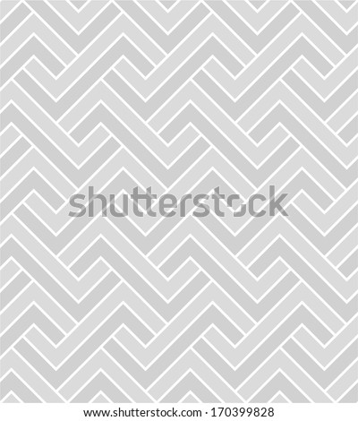 Abstract seamless geometric pattern.Vector. - stock vector