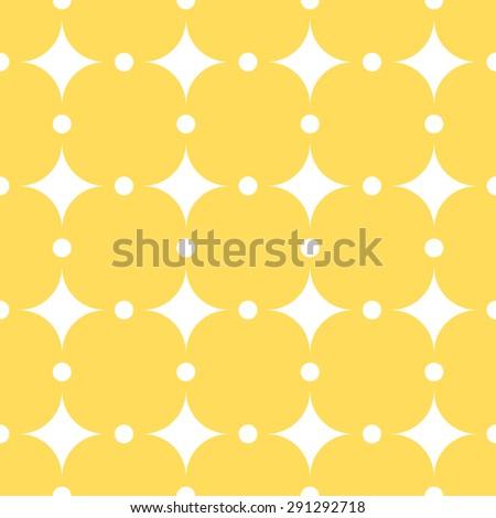 Abstract Seamless geometric pattern. Vector  illustration - stock vector