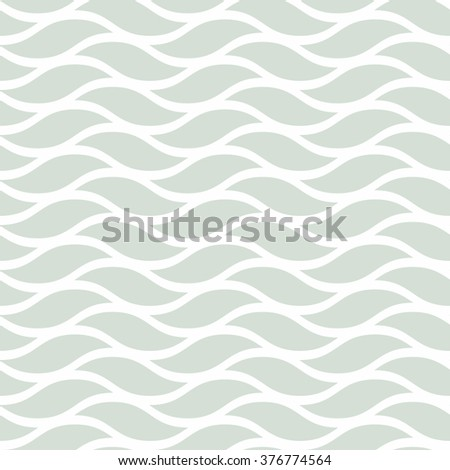 Abstract Seamless geometric repeating pattern. Vector illustration - stock vector